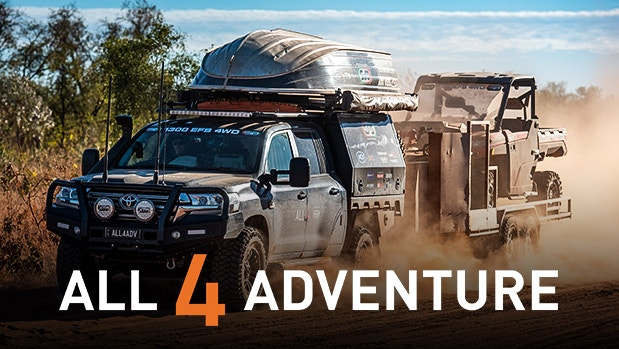 All 4 Adventure - Network Ten
