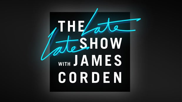 The Late Late Show with James Corden - Network Ten