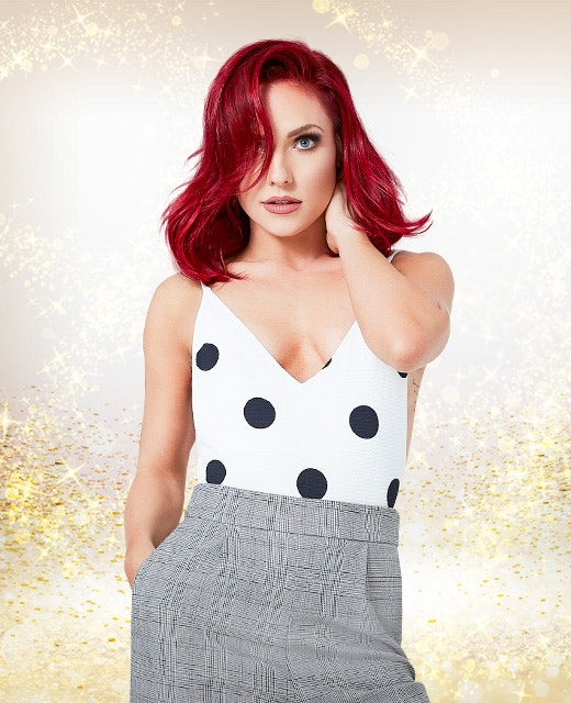 Sharna Burgess | Dancing With The Stars - Network Ten