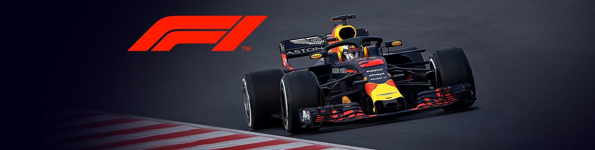 Formula 1 - Network Ten