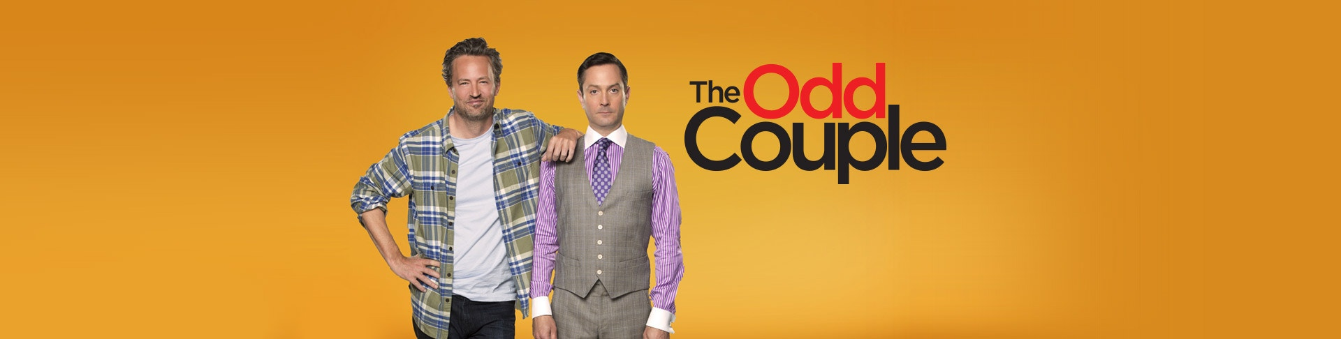 About The Odd Couple - Network Ten