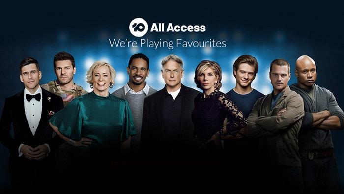 Introducing    10 All Access - Network Ten