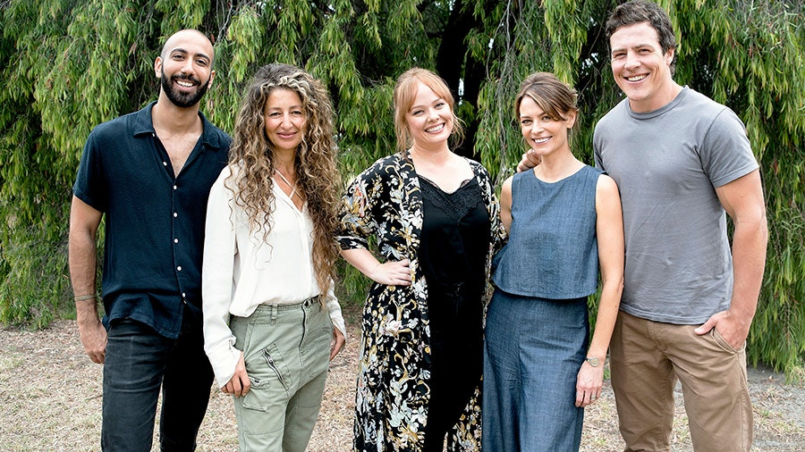 10's New Drama Five Bedrooms Is Gonna Be A Real Treat - Network Ten
