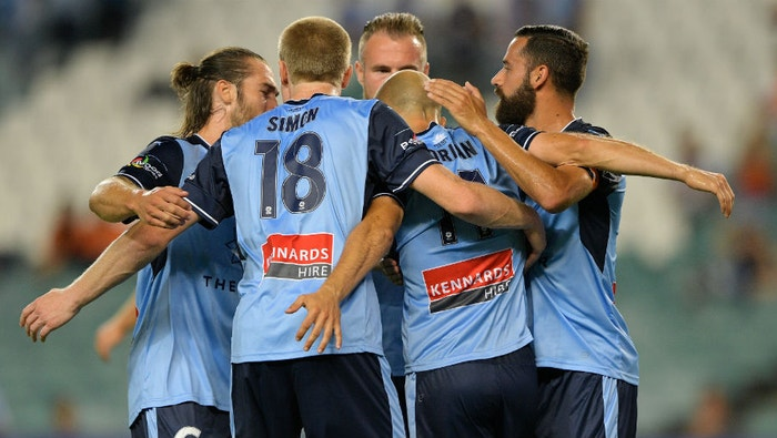 Sydney Surge to Top of Table - Network Ten