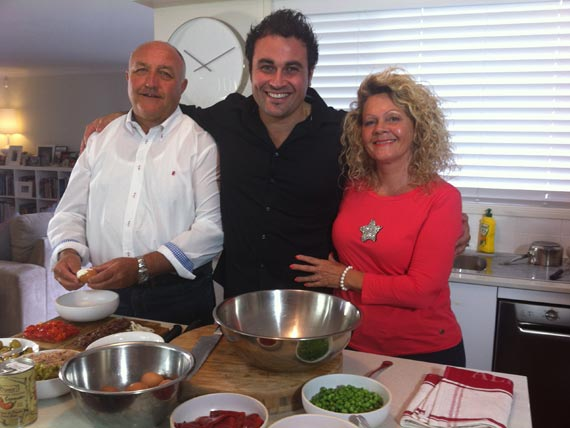 Miguel S Family Recipes Network Ten