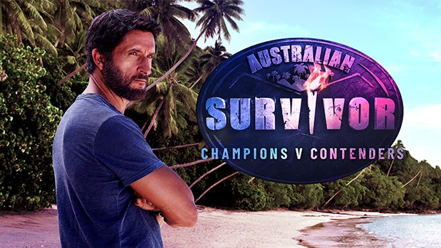 Australian Survivor - Network Ten