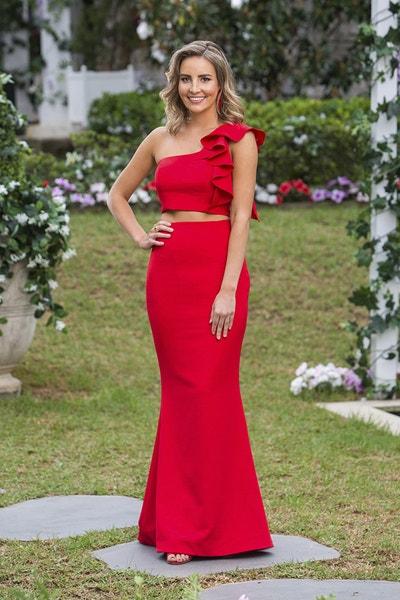 Kristen Czyszek - Red Ruffled Dress - Bachelor Australia - Matt Agnew - Season 7 - *Sleuthing Spoilers* - Page 13 24d353bb2aca9ae1a81633746a67f532-542093