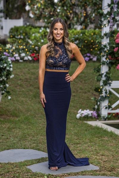 Brianna Ferrante - Black Halter Dress/Brunette - Bachelor Australia - Matt Agnew - Season 7 - *Sleuthing Spoilers* 4ce290b18b7eb23438564adae5da8f0c-542007
