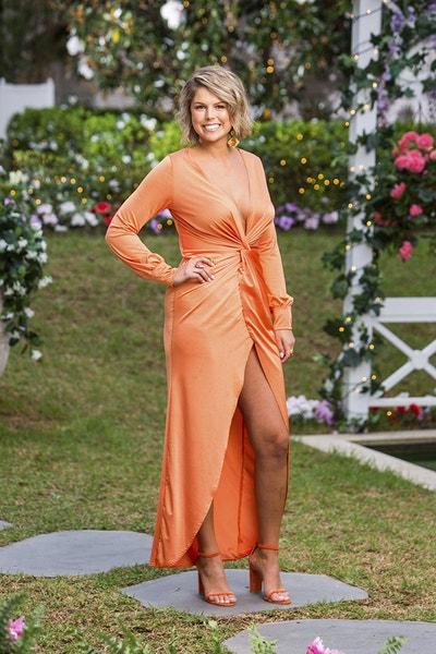 Sophie - Orange Dress - Bachelor Australia - Matt Agnew - Season 7 - *Sleuthing Spoilers* 5bf1c1d06f1c502c353100b8430f4d71-542135