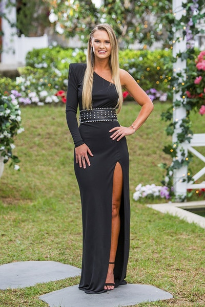 Chelsie - Black 1 Shoulder-sleeved Dress - Bachelor Australia - Matt Agnew - Season 7 - *Sleuthing Spoilers* - Page 9 9a94e4924504445d4371ee3e2291ef7b-542017