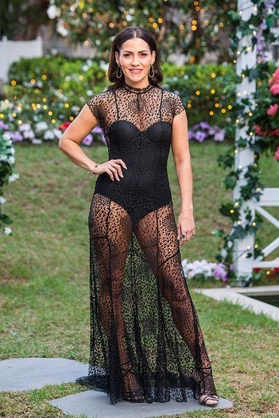 Georgina Powell - Black Sheer Dress/Brunette - Bachelor Australia - Matt Agnew - Season 7 - *Sleuthing Spoilers* - Page 2 9aefa650577ba233d88bf3fa7cb7ffd5-542044