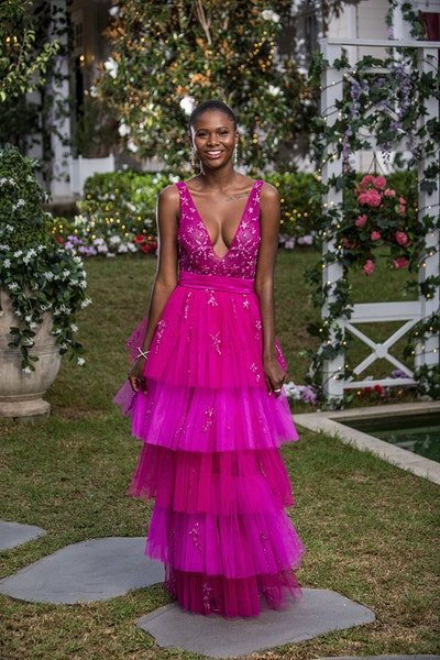 Vakoo Kauapirura - Fuchsia Pink Dress - Bachelor Australia - Matt Agnew - Season 7 - *Sleuthing Spoilers* - Page 3 B573070e3ae8ddac45a2e69eecfca0ae-542146
