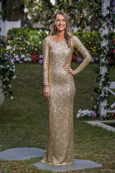Isabelle Davies - Gold Sequin Dress - Bachelor Australia - Matt Agnew - Season 7 - *Sleuthing Spoilers* - Page 2 F7cc05c4a2a0e5a252afc67297690c6d-542079