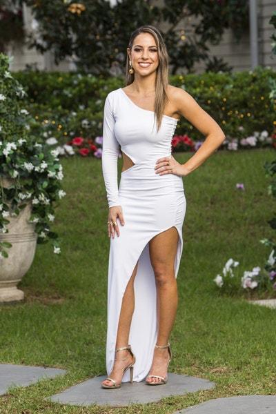 Brianna Ferrante - Black Halter Dress/Brunette - Bachelor Australia - Matt Agnew - Season 7 - *Sleuthing Spoilers* 27d6e01ebaa5cde61833830b7de07935-560721