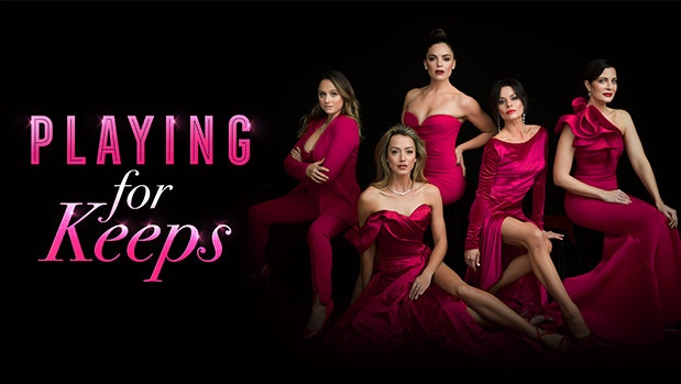 Playing for Keeps - Network Ten