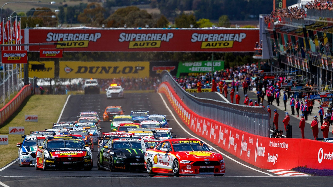 2020 Supercars Championship Network Ten