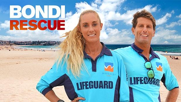 Participants Bondi Rescue Network Ten