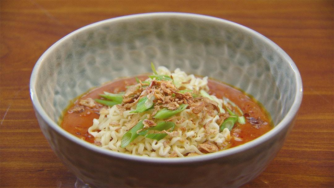 Khao Soi Noodles Network Ten