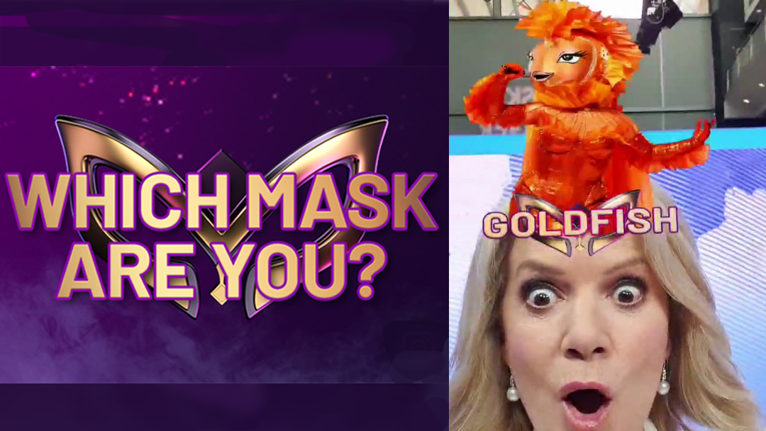 Become A Masked Singer On Instagram Network Ten