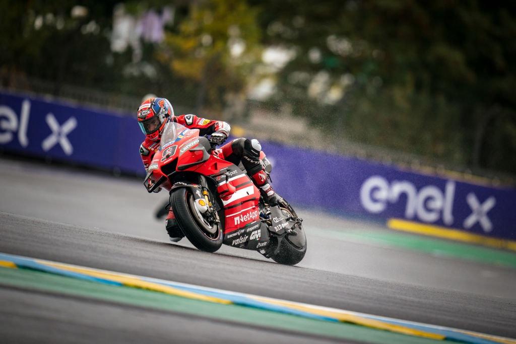 Zarco, Rabat on hand to launch Avintia Ducati 2020 MotoGP