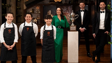 Get To Know The Junior MasterChef Top Three