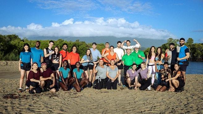 Meet The Teams In The Amazing Race Season 2 Network Ten