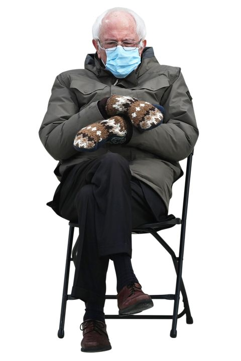 Sorry But Bernie Sanders Inauguration Mittens Are Not For Sale Network Ten